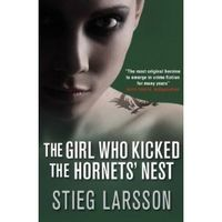 The Girl Who Kicked the Hornets' Nest (Millennium Trilogy, 3) [Import] (HARDCOVER)